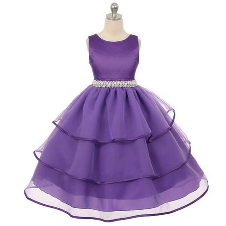 Slavnostní šaty - fialové - kol 2016, 140