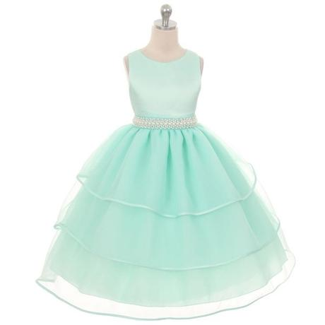 Slavnostní šaty - tyrkys - kol 2016, 98