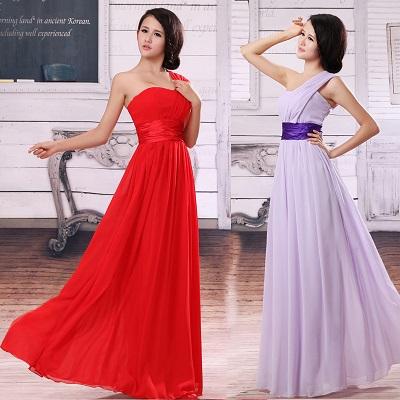 Společenské šaty - dlouhé, různé barvy, 34