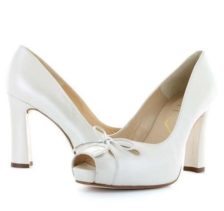Svatební boty - dovoz, 41