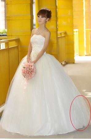 Svatební šaty - 2 styly, 40