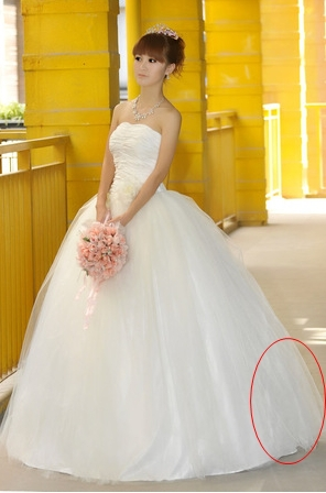 Svatební šaty - 2 styly, 42