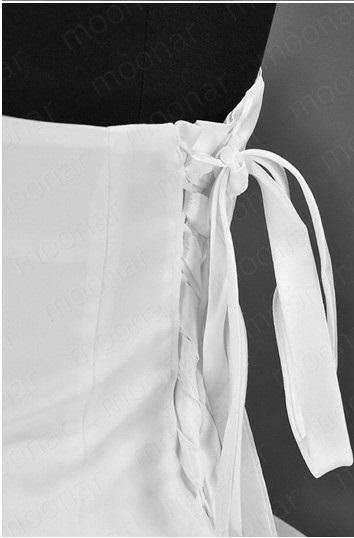 Svatební šaty - volánkové, 44