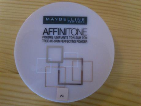 Maybelline puder,
