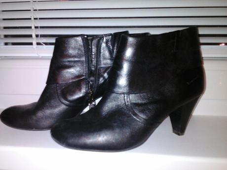 Tamaris cizmy, 39