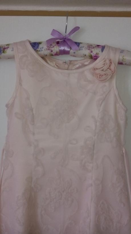 Dívčí sváteční šaty - 116 - 128, 116