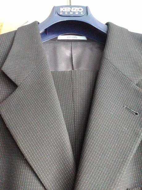 Pánsky oblek KENZO, 54