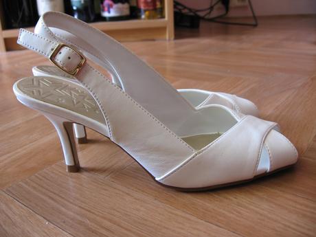 Svatební botky,  nevyužité, 37