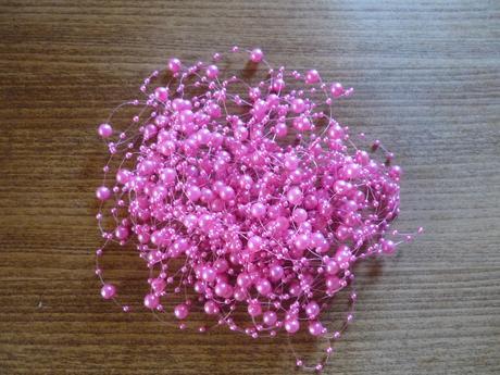fuchsiové perličky,
