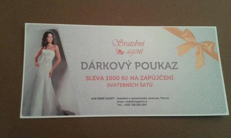1000Kc sleva na svatebni saty, Prerov, 38