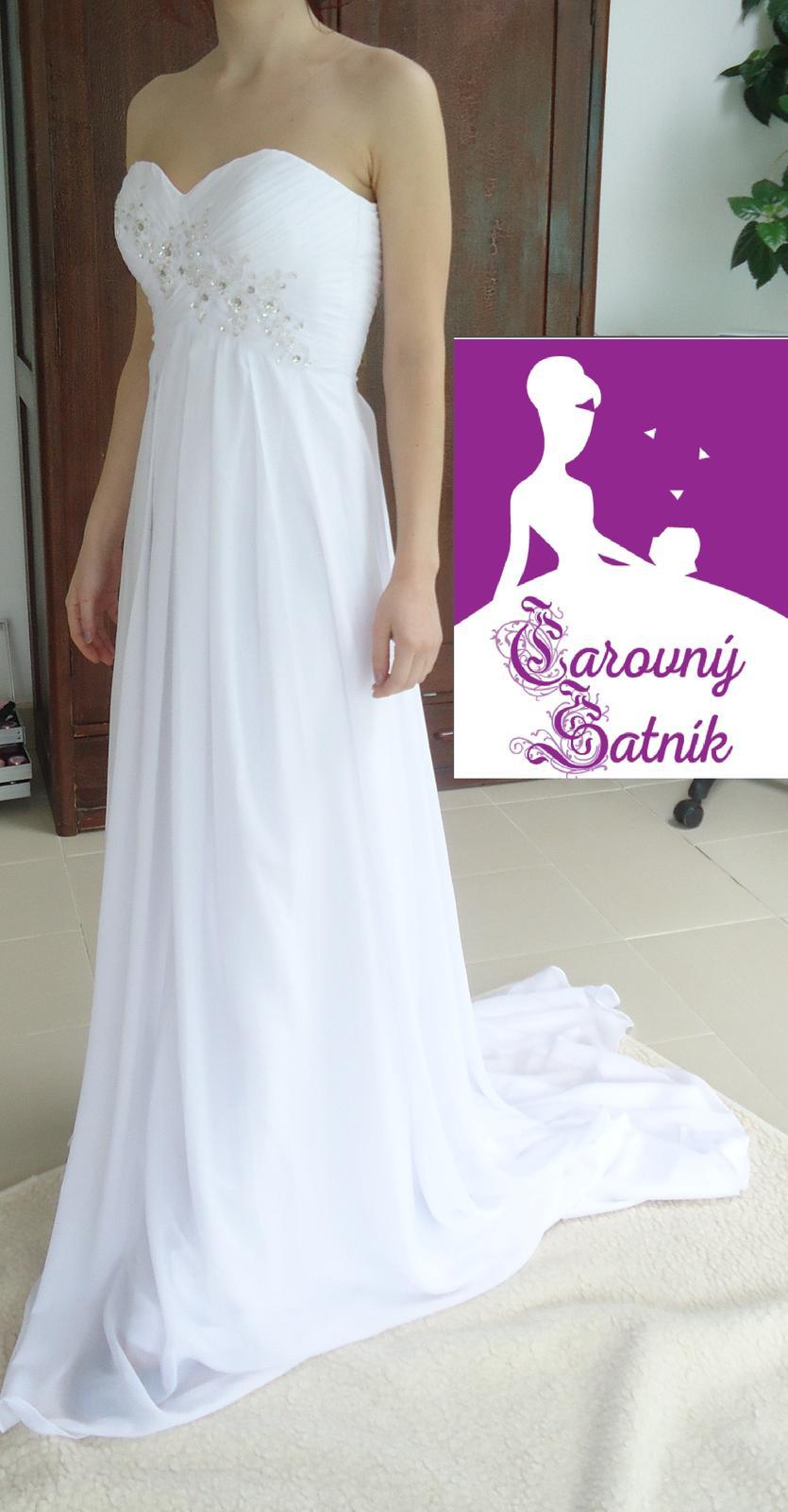 Svadobné šaty bella-výpredaj 81608a32762