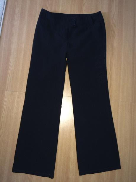 Černé kalhoty Orsay, 38
