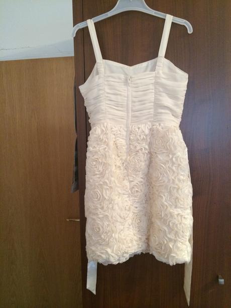 Šaty pro družičku ještě s cedulkou, 158