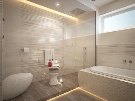 Kúpeľňové obklady LINEAR - AKCIA ,
