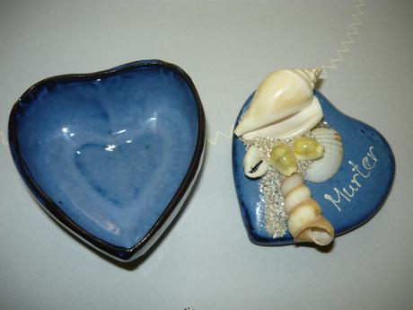 Dekorácia-srdce s vrchnáčikom,