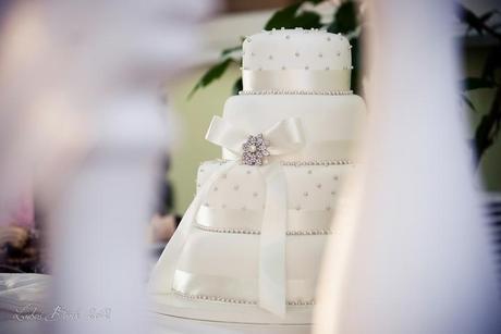 Brož na dort,