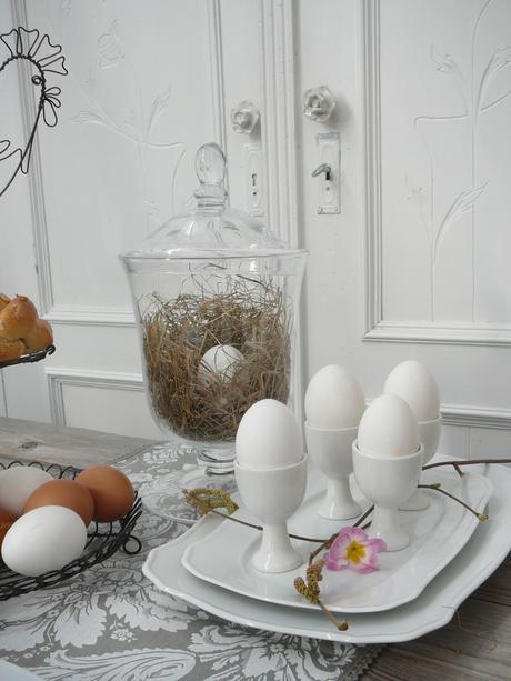 Stojánky na vajíčka,