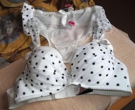 Podprsenka+kalhotky Capricieuse Hi Style, 70B