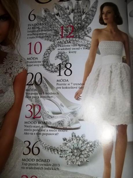SK časopis Svadba 1/2013 + katalog zdarma,