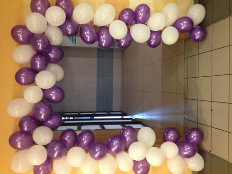bublifuky, balóny, konfety,