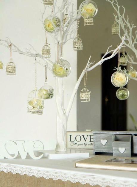 dekoračný strom,