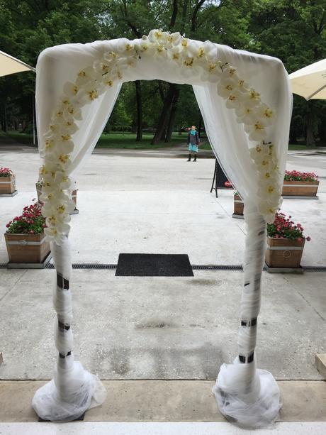 Slavobrána na svadby,