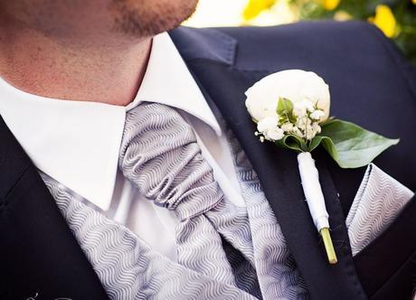 Pansky set Orsi -vesta,kravata,vreckovka,manzetove, 48