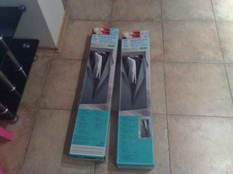 šatníková skriňa vešiaková 70x46x156 ,