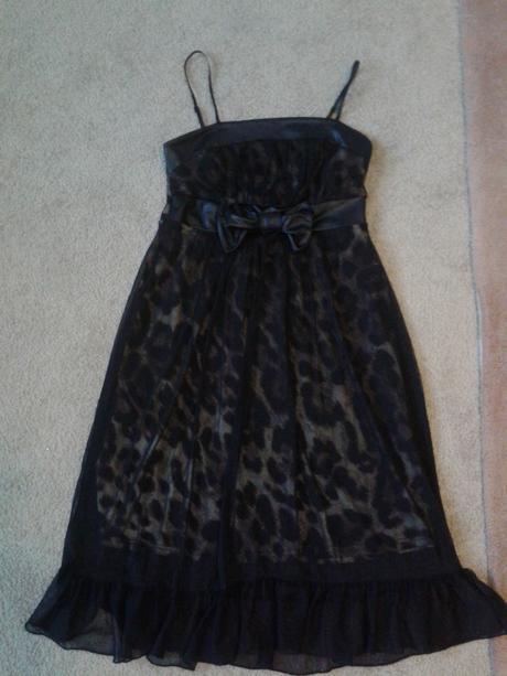 Tigríkové šaty, 36