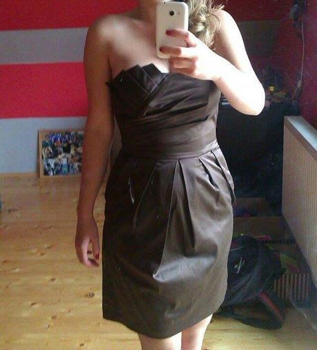 Spoločenské šaty kratke, 34