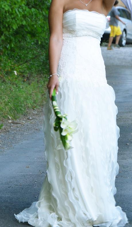 svatební šaty Karin, 38