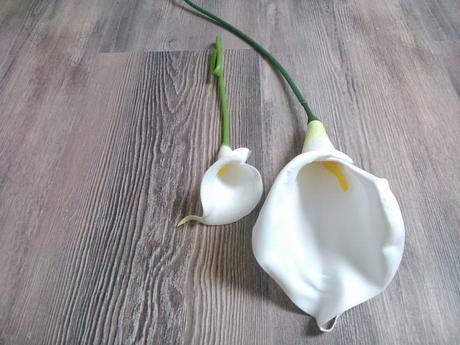 Svatební kala (umělá),