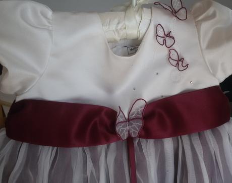 šaty pro družičku vel 80 - 86 Wedding collection, 80