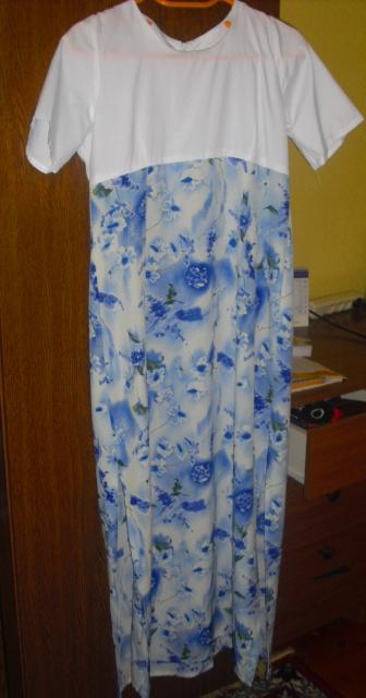 šaty na leto, 40