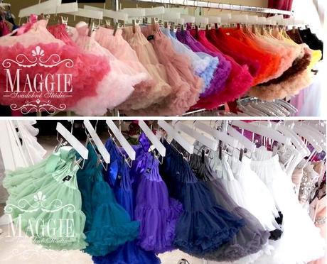 Dolly sukňa - Isabella Pink - veľ.L(34-38), L