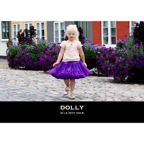 Dolly sukňa - Kráľovná krásy - veľ.L(34-38), L