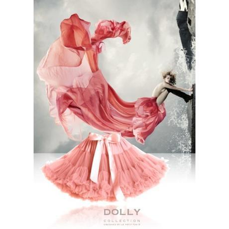 Dolly sukňa - Kráľovná rozprávok- veľ.Petite,