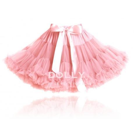 Dolly sukňa - Kráľovná ruží veľ. XL(38-42), XL