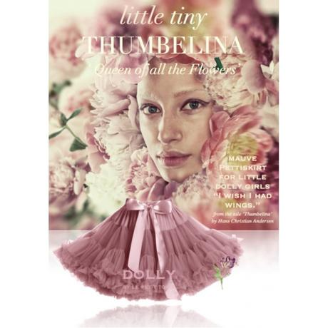 Dolly sukňa - Palculienka - veľ.M,