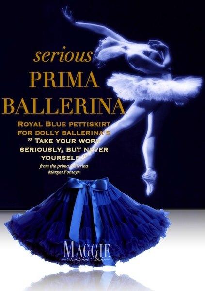 Dolly sukňa - Prima Balerína - veľ. S,