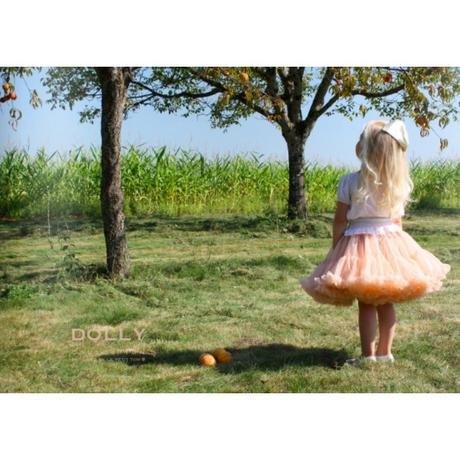 Dolly sukňa - Princezná a žabiak - veľ.L(34-38), L