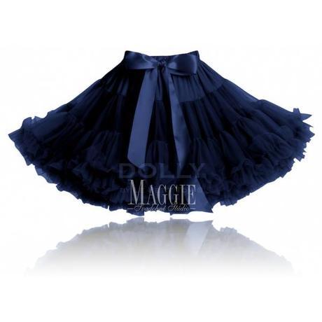 Dolly sukňa - Snehová kráľovná - veľ. L, 36