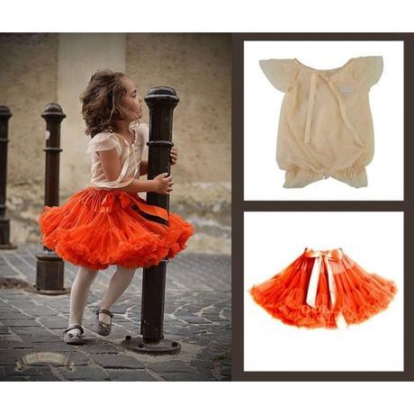 Dolly sukňa - Zlatá rybka - veľ.M,