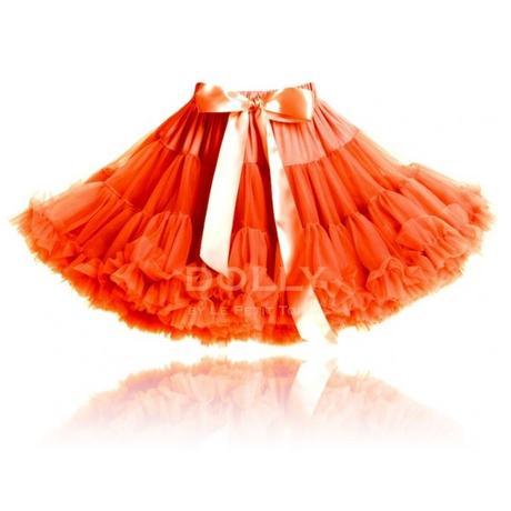 Dolly sukňa  - Zlatá rybka - veľ.M, M