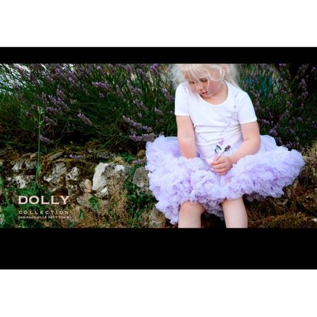 Dolly sukňa - Zlatovláska - veľ. S,