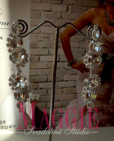 Luxusný náramok Nikkita - jablonecká bižutéria,