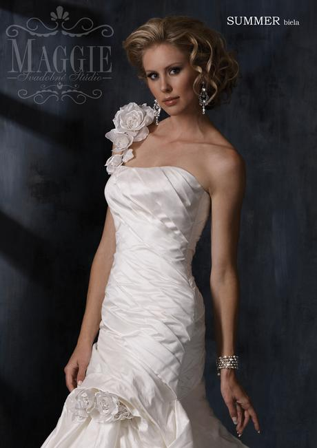 Maggie Sottero - Summer - biela (34-38), 36