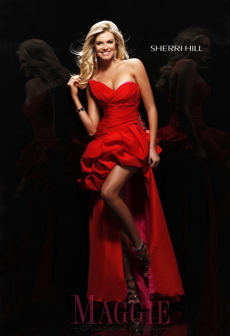 Spoločenské šaty Sherri Hill - Kelly (36-38), 36