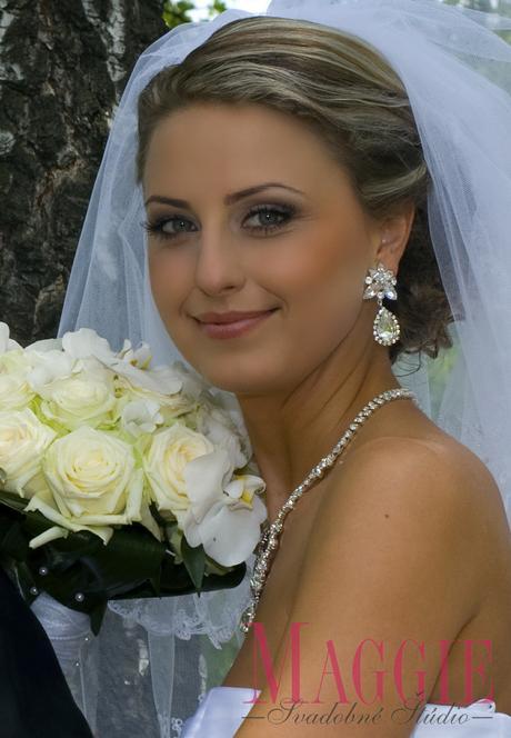 Svadobná súprava Alžbeta - jablonecká bižitéria,