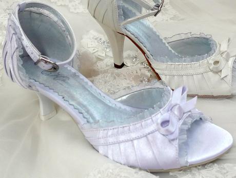 Svadobné topánky- posledný pár - veľkosť 36, 36